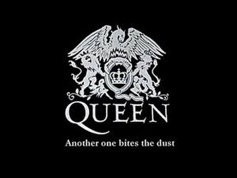 Another One Bites The Dust-Queen Drum Sheet Music