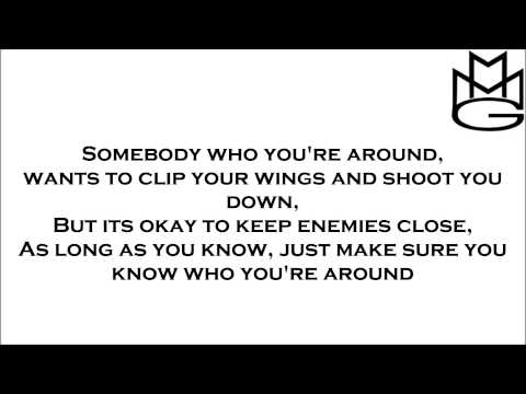 Meek Mill ft. Mary J. Blige - Who You're Around (Lyrics) HD