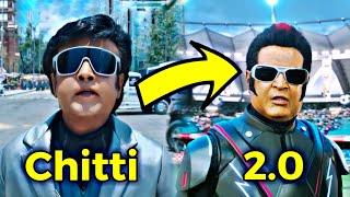 जानिए 2.0 फिल्म की कहानी | 2.0 Teaser Breakdown | Robot 2 Movie Story | 2.0 Official Teaser