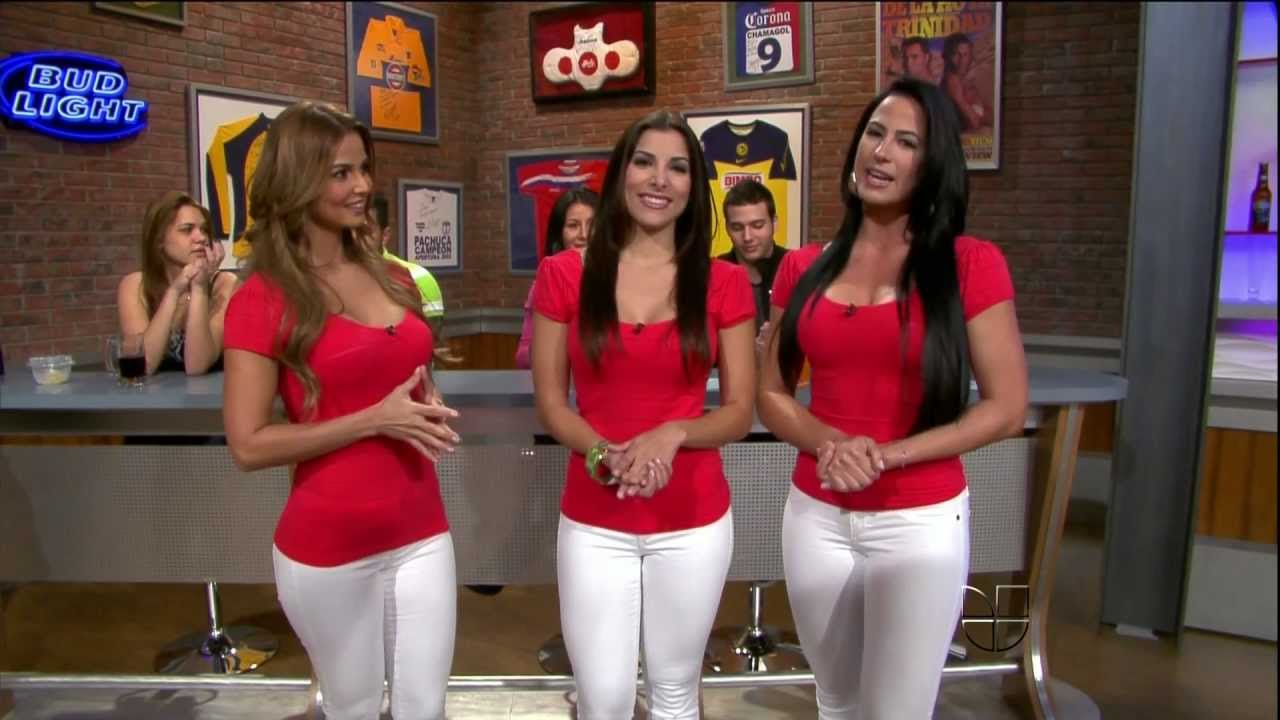 Las Senadoras de la Republica Deportiva 2012/02/12 HD; Red ...