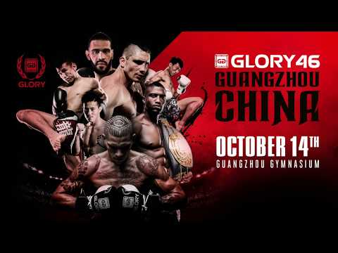 GLORY Kickboxing is coming to China!