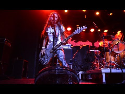 NERVOSA - Raise Your Fist (Official Live Video) | Napalm Records