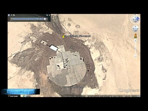 FOUND IT!! AREA 51 Millennium Falcon TR3-B LANDING PLATFORM DISCOVERED!? UFO GOOGLE MAPS 5/17/2016