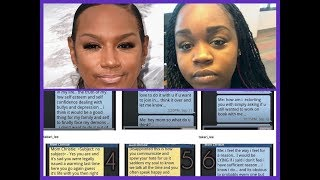 Jackie Christie and Takari Lee Expose Each Other 🔥RECEIPTS
