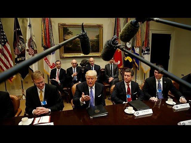 Трамп будет бороться с бюрократией