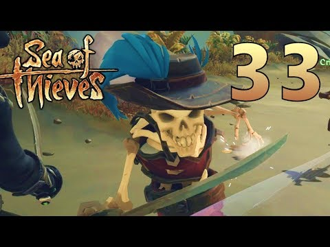 [33] Order Of Skulls! Bounty Hunting!!! (Sea Of Thieves Gameplay PC)