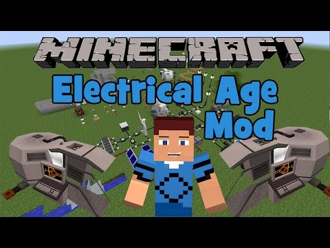 Minecraft - Electrical Age Mod