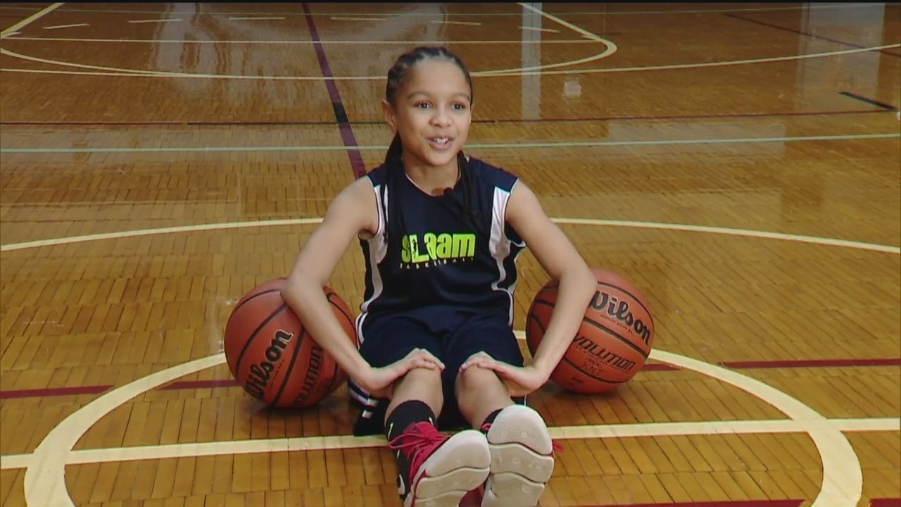 9-Year-Old Basketball Prodigy Grabs Attention Of Harlem Globetrotters