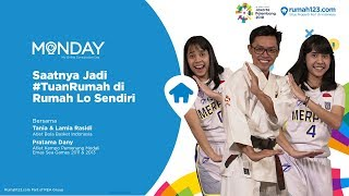 MONDAY Special ASIAN GAMES 2018 bersama Atlet Nasional #2