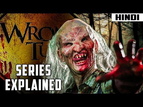 Wrong Turn Series Explained in Hindi Ft. Ghost Series