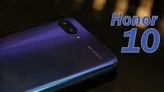 Honor 10 Unboxing and first impression, closer look, WOW phone (Hindi)