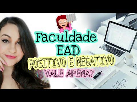 Faculdade a distância (EAD), Positivo e Negativo, VALE APENA?