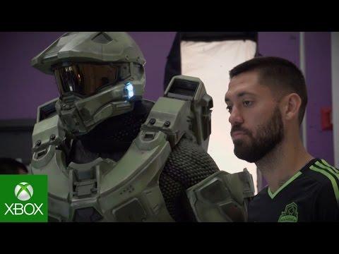 Halo 5/ Sounders FC Tease
