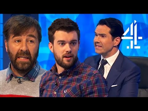 Morbid Wedding Story SHOCKS Jimmy & Sean?! | Best of Guests Pt 2 | 8 Out of 10 Cats Does Countdown