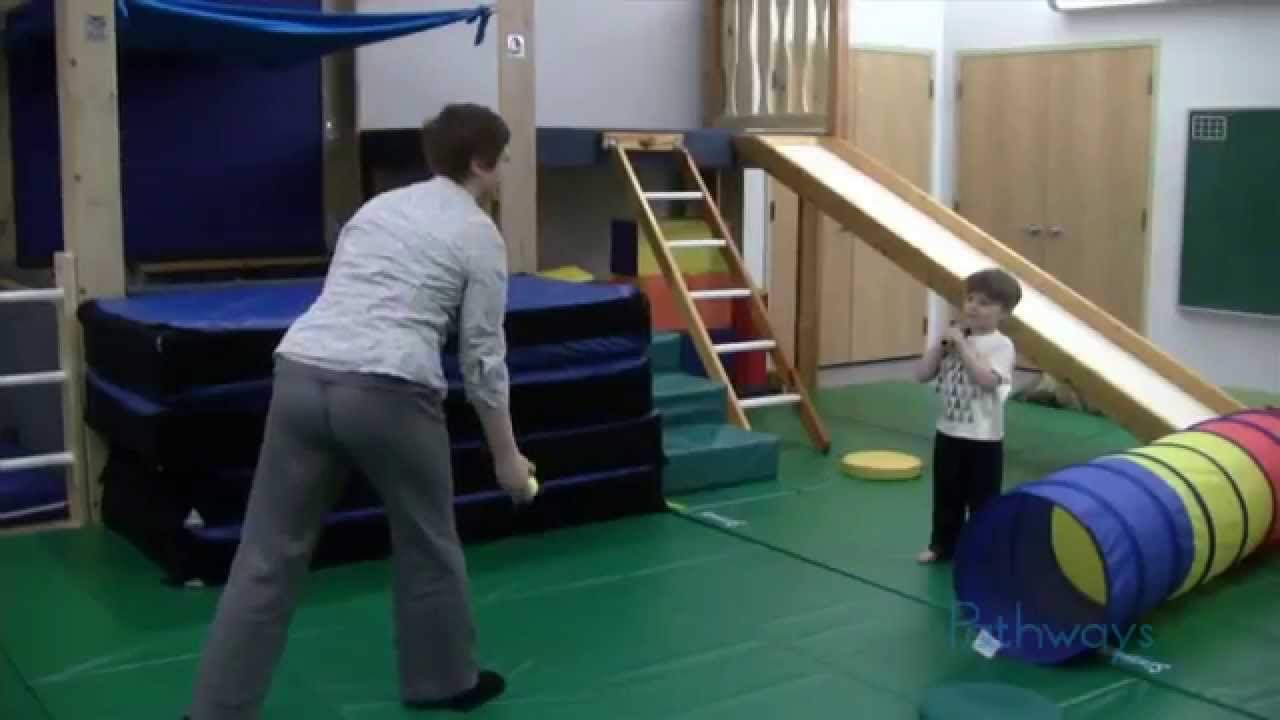 How occupational therapy helps with sensory integration