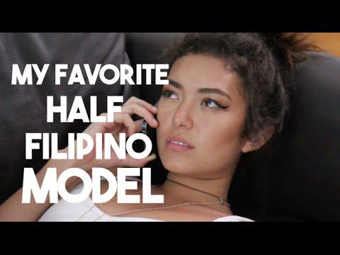 Asian girl model philippine wild think