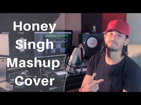 Yo Yo Honey Singh Cover | 8 Songs 1 Beat | Mashup Cover By Raga