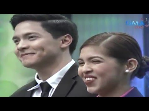 Special Happy 9th Monthsary Alden & Maine - April 16, 2016