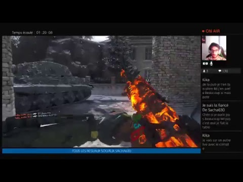 [LIVE FR] LIVE CALL OF DUTY BO3 ROAD TO 1080