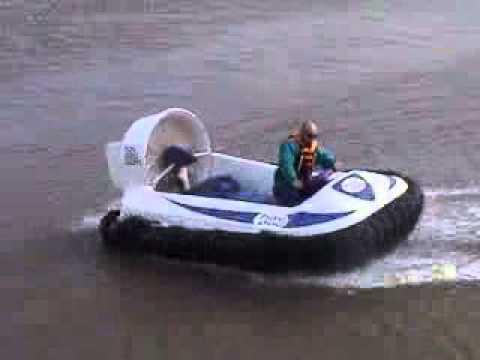 Hov Pod Hovercraft Video 4