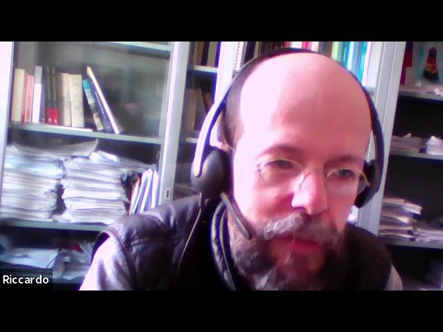 Entrevista a Riccardo Puglisi