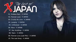 X JAPAN   Ballad Collection Full Album