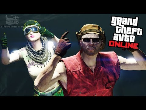 GTA Online Gunrunning - All Tattoos, Masks, Hairstyles & Clothes