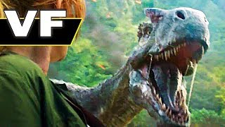 JURASSIC WORLD 2 Bande Annonce VF streaming