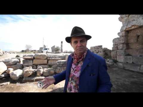Ayhan Sicimoğlu ile RENKLER - Perge - Antalya Müzesi
