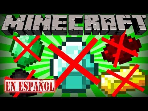 SI TODOS LOS MINERALES FUERAN ELIMINADOS - Minecraft