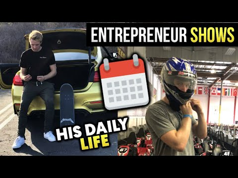 Entrepreneur Vlog   How To Be Productive Working From Home