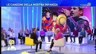 Bel Tempo Si Spera - Giorgio Vanni, il re delle sigle dei cartoni animati