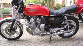 Honda CBX 1000 soundcheck marving 6 - 2