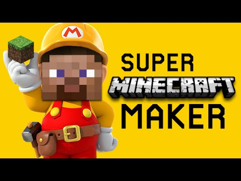 SUPER MINECRAFT MAKER