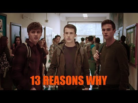 Lauv ft. Anne Marie - fuck, i'm lonely (Lyric video) • 13 Reasons Why | S3 Soundtrack