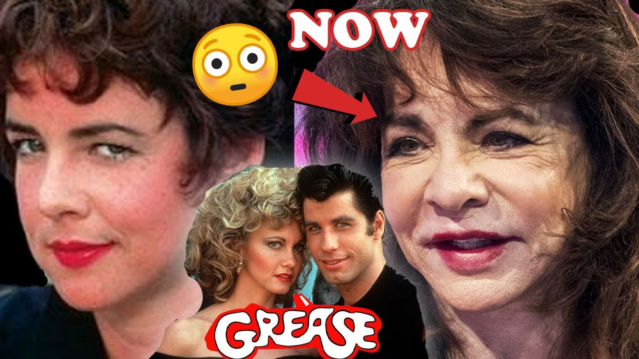 Download GREASE CAST 🧑🏻👱🏻♀️ THEN AND NOW 2020