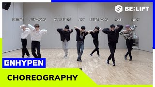 ENHYPEN (엔하이픈) 'Drunk-Dazed' Dance Practice
