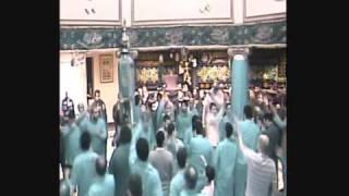 Mujhko Malum Hai, Shahadat Imam Sajjad A.S ACZ Birmigham