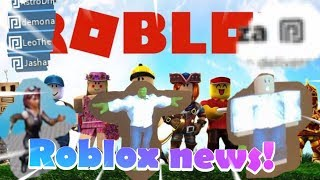 New Roblox News! New Avatars And New Roblox Premium Subscription!!!