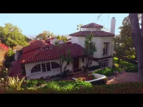 John Barrymore's Beverly HIlls Estate | 1500 Seabright Pl