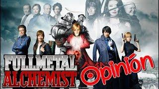 Fullmetal Alchemist - [Cinefilia #4]