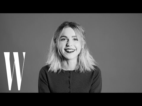 Kiernan Shipka on Mad Men, Harry Potter, and Air Bud | Screen Tests | W Magazine