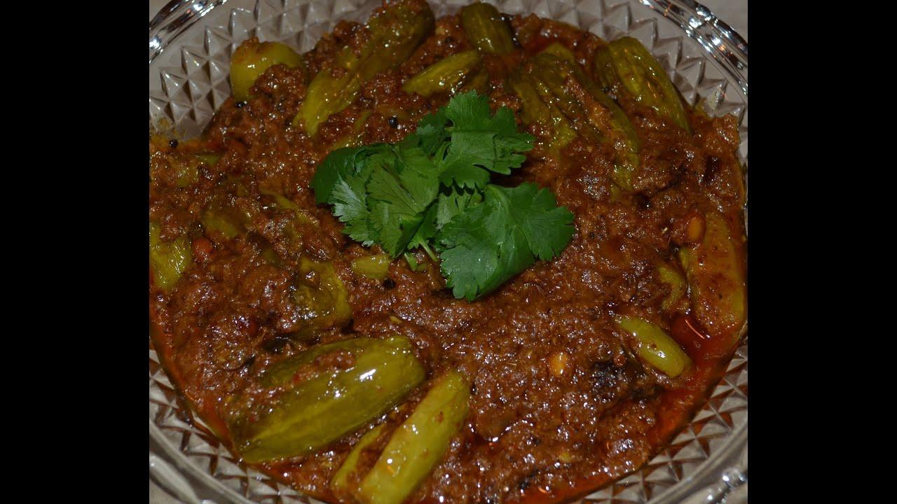 how to make murgu curry