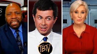 POLITICAL NEWS: THE MSNBC NEWS PETE BUTTIGIEG GUSHING HAS GONE TOO FAR