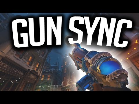 Overwatch Gun Sync - Twenty One Pilots - Stressed Out (Tomsize Remix)