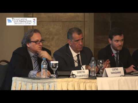 7th Annual Greek Shipping Forum - Private Equity, Joint Ventures & Alternative Financing