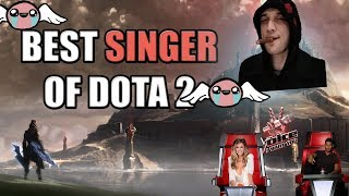 Video Dota 2: Arteezy - Best Pro Dota 2 Singer | First Pick Anti-Mage in 2018 LUL download MP3, 3GP, MP4, WEBM, AVI, FLV Juni 2018