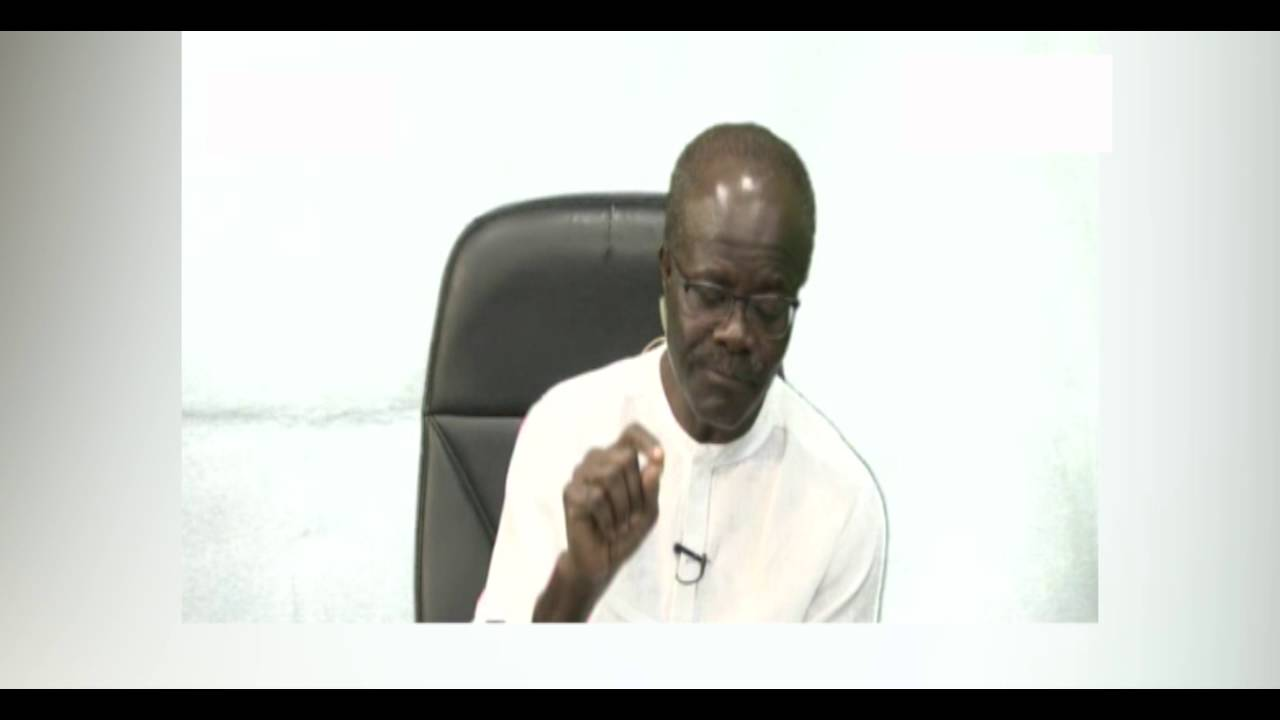 THE VOTERS REGISTER WONT BE ACCURATE UNTIL ITS BUILT UPON THE N I A DSATABASE   DR  NDUOM
