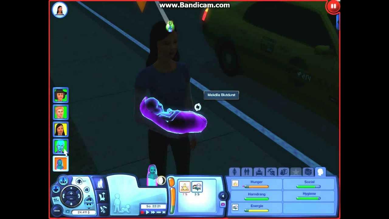 Die Sims 3 Geister