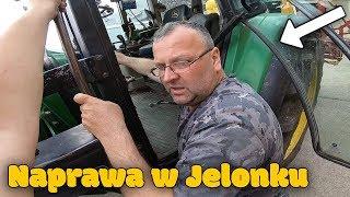Naprawa w Traktorze Po Naszemu ! ☆ [Vlog#53] z Podwórka